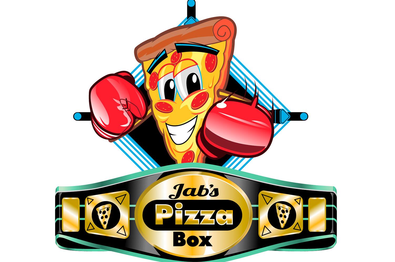 Jab's Pizza Box